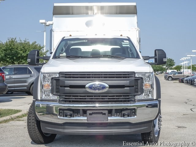 2018 F-550 Crew Cab DRW 4x4,  Rugby Dump Body #F36538 - photo 5