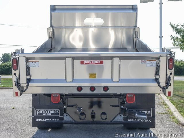 2018 F-550 Crew Cab DRW 4x4,  Rugby Dump Body #F36538 - photo 6