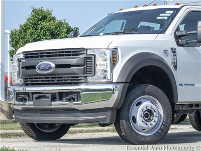 2018 F-550 Crew Cab DRW 4x4,  Rugby Eliminator LP Stainless Steel Dump Body #F36538 - photo 1