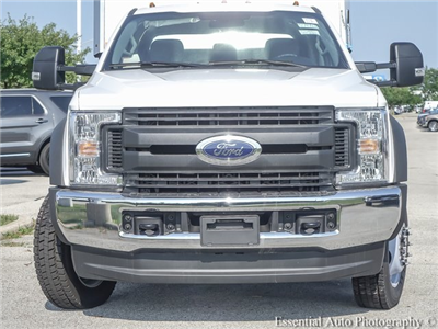 2018 F-550 Crew Cab DRW 4x4,  Rugby Eliminator LP Stainless Steel Dump Body #F36538 - photo 4