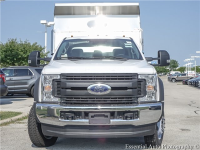 2018 F-550 Crew Cab DRW 4x4,  Rugby Eliminator LP Stainless Steel Dump Body #F36538 - photo 5