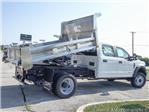 2018 F-550 Crew Cab DRW 4x4,  Rugby Dump Body #F36538 - photo 1