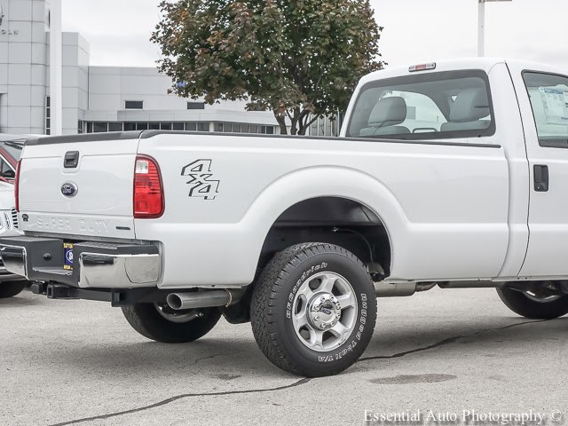 2016 F-250 Regular Cab 4x4 Pickup #F55339 - photo 6