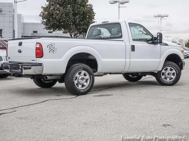 2016 F-250 Regular Cab 4x4 Pickup #F55339 - photo 2
