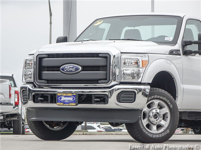 2016 F-250 Regular Cab 4x4 Pickup #F55339 - photo 3