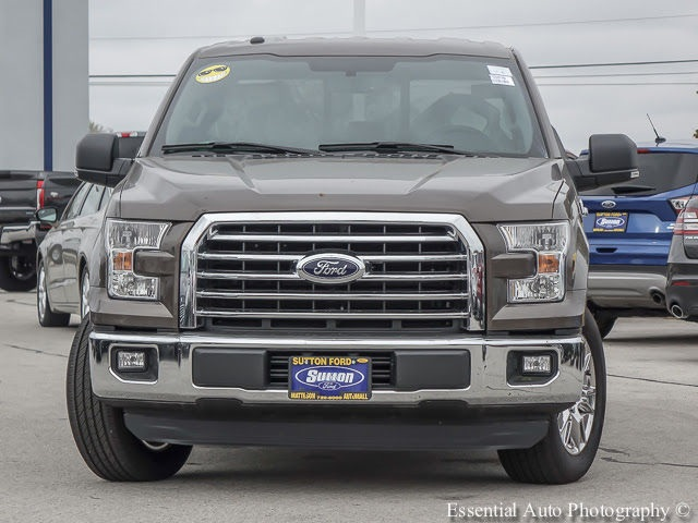 2016 F-150 Super Cab, Pickup #F55576 - photo 5