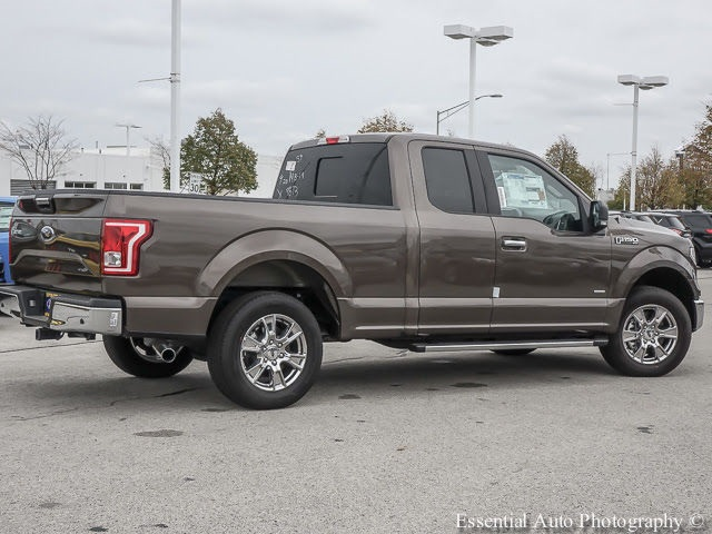 2016 F-150 Super Cab, Pickup #F55576 - photo 2