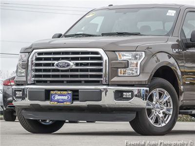 2016 F-150 Super Cab, Pickup #F55576 - photo 4
