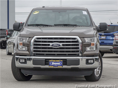2016 F-150 Super Cab, Pickup #F55576 - photo 1