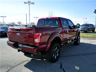 2017 F-150 Crew Cab 4x4 Pickup #F55944 - photo 3