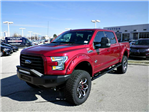 2017 F-150 Crew Cab 4x4 Pickup #F55944 - photo 1