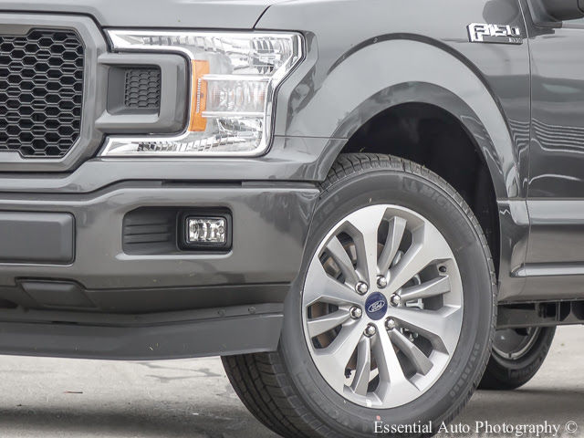 2018 F-150 Super Cab Pickup #F56339 - photo 5