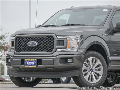 2018 F-150 Super Cab Pickup #F56339 - photo 4