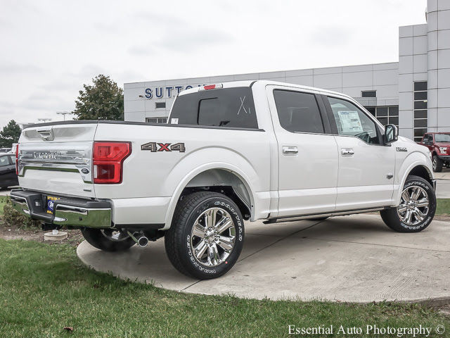 2018 F-150 Crew Cab 4x4 Pickup #F56397 - photo 2