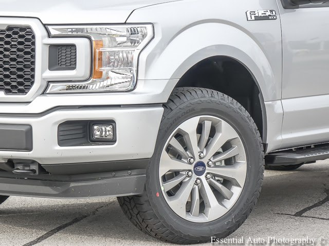 2018 F-150 Crew Cab 4x4 Pickup #F56406 - photo 4
