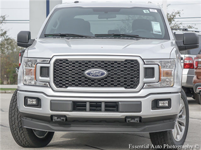 2018 F-150 Crew Cab 4x4 Pickup #F56406 - photo 1