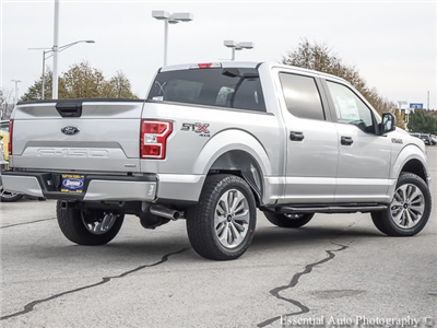 2018 F-150 Crew Cab 4x4 Pickup #F56406 - photo 2