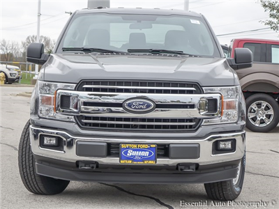 2018 F-150 Crew Cab 4x4 Pickup #F56432 - photo 1