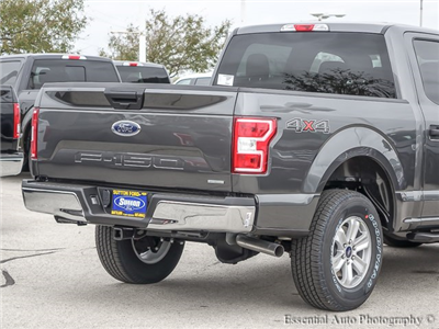 2018 F-150 Crew Cab 4x4 Pickup #F56432 - photo 6