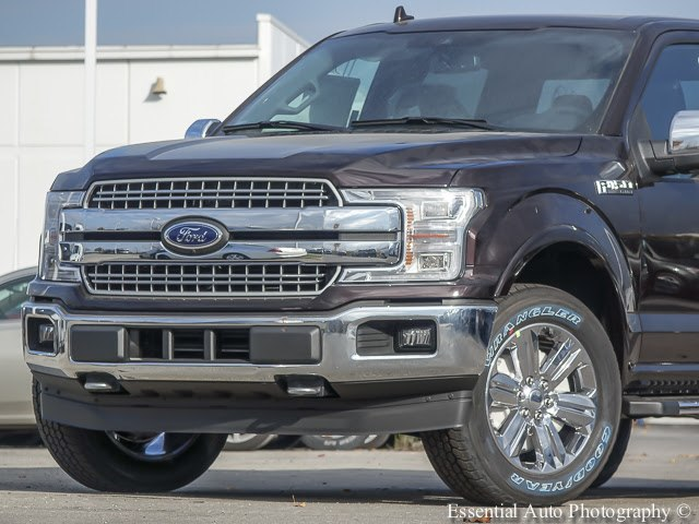 2018 F-150 Crew Cab 4x4 Pickup #F56434 - photo 3
