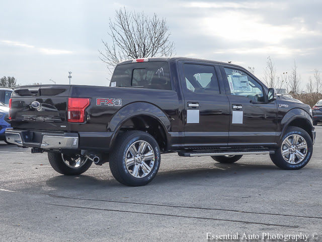 2018 F-150 Crew Cab 4x4 Pickup #F56434 - photo 2