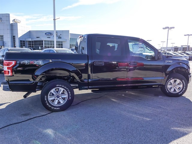 2018 F-150 Crew Cab 4x4, Pickup #F56479 - photo 9