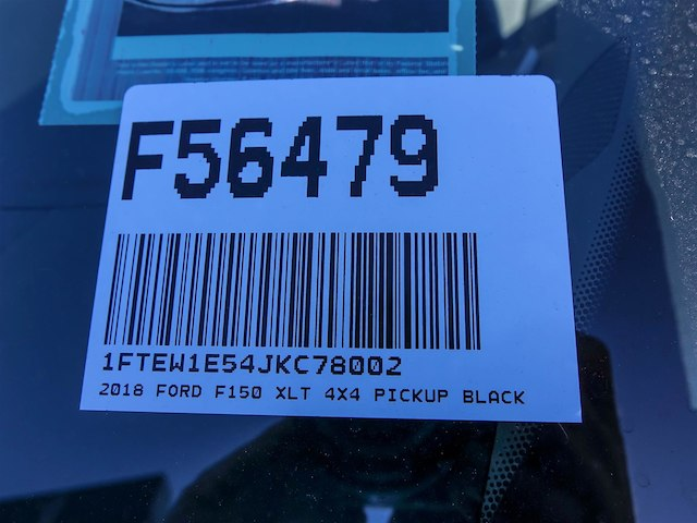 2018 F-150 Crew Cab 4x4, Pickup #F56479 - photo 24