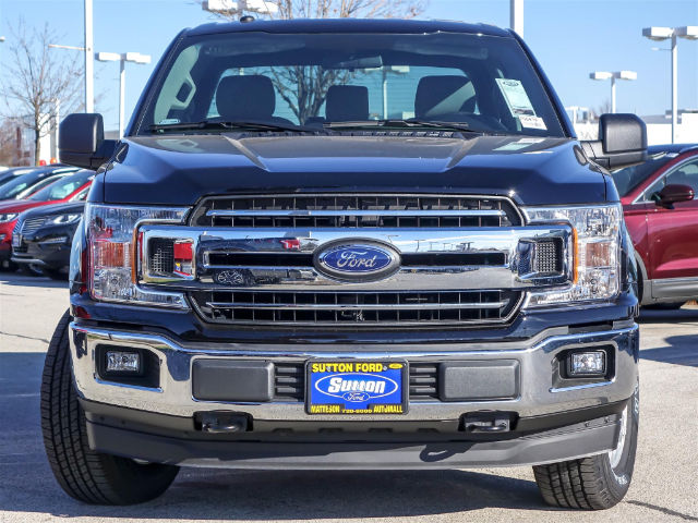 2018 F-150 Crew Cab 4x4 Pickup #F56479 - photo 1
