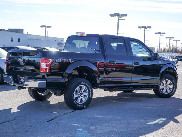 2018 F-150 Crew Cab 4x4 Pickup #F56479 - photo 2