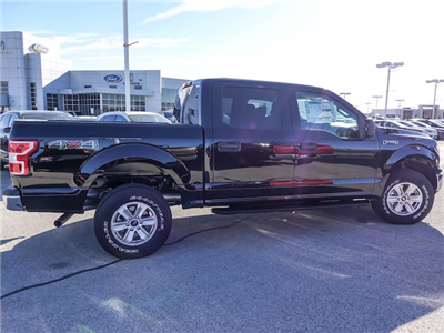 2018 F-150 Crew Cab 4x4 Pickup #F56479 - photo 9