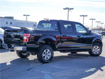 2018 F-150 Crew Cab 4x4, Pickup #F56479 - photo 2
