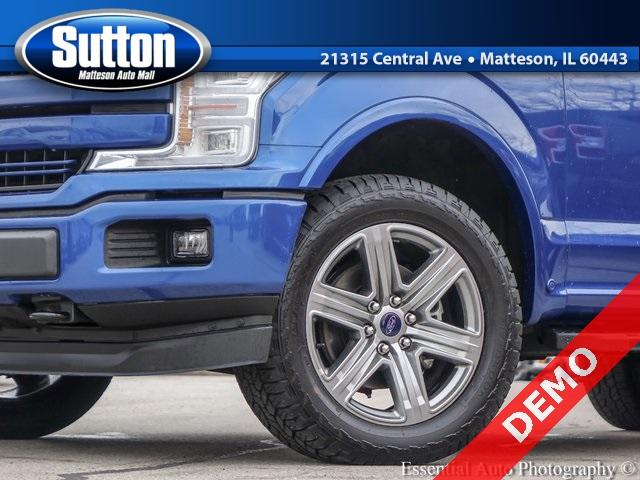 2018 F-150 SuperCrew Cab 4x4, Pickup #F56584 - photo 5