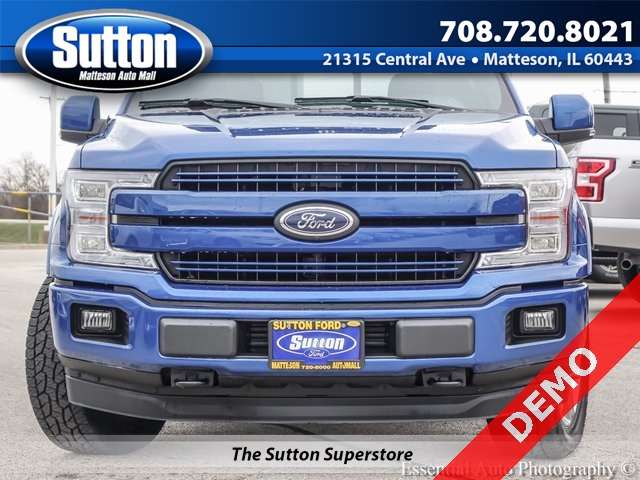 2018 F-150 SuperCrew Cab 4x4, Pickup #F56584 - photo 6
