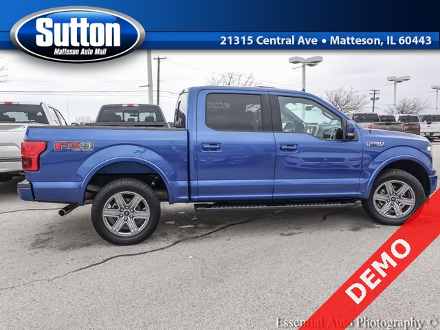 2018 F-150 SuperCrew Cab 4x4, Pickup #F56584 - photo 9