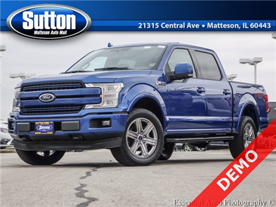 2018 F-150 SuperCrew Cab 4x4, Pickup #F56584 - photo 1