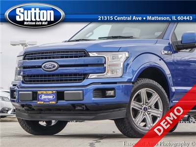 2018 F-150 SuperCrew Cab 4x4, Pickup #F56584 - photo 3