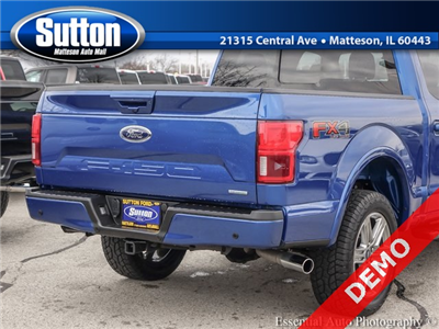 2018 F-150 SuperCrew Cab 4x4, Pickup #F56584 - photo 4