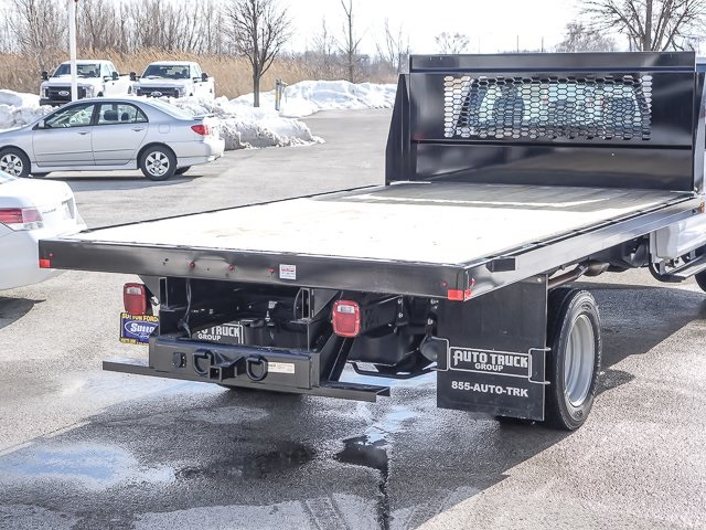 2017 F-450 Regular Cab DRW,  Auto Truck Group Platform Body #F56649 - photo 8
