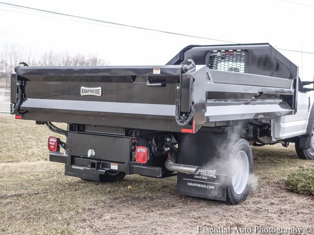 2018 F-450 Regular Cab DRW, Knapheide Drop Side Dump Bodies Dump Body #F56720 - photo 7