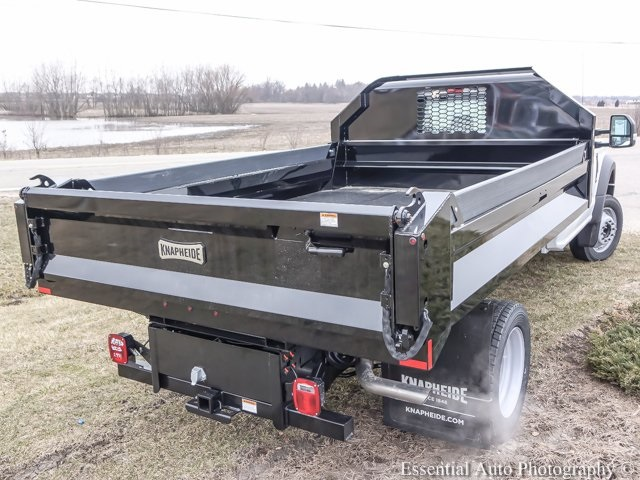2018 F-450 Regular Cab DRW, Knapheide Drop Side Dump Bodies Dump Body #F56720 - photo 2