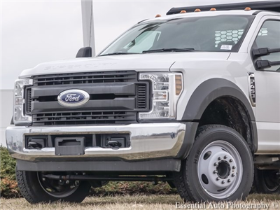 2018 F-450 Regular Cab DRW, Knapheide Drop Side Dump Bodies Dump Body #F56720 - photo 1
