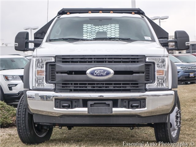 2018 F-450 Regular Cab DRW, Knapheide Drop Side Dump Bodies Dump Body #F56720 - photo 4
