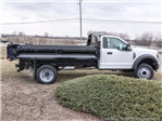 2018 F-450 Regular Cab DRW, Knapheide Drop Side Dump Bodies Dump Body #F56720 - photo 8