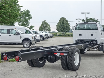 2018 F-750 Regular Cab DRW 4x2,  Cab Chassis #F56802 - photo 2