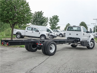2018 F-750 Regular Cab DRW 4x2,  Cab Chassis #F56802 - photo 7
