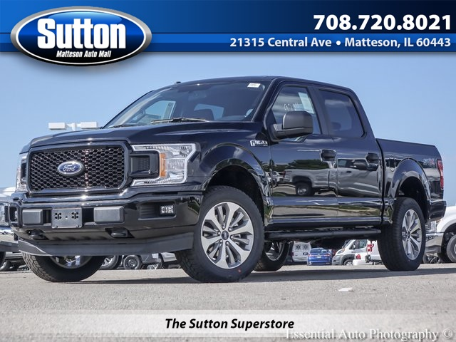 2018 F-150 SuperCrew Cab 4x4, Pickup #F56841 - photo 1