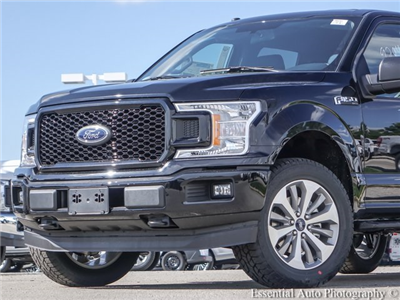 2018 F-150 SuperCrew Cab 4x4, Pickup #F56841 - photo 3