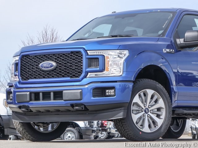 2018 F-150 SuperCrew Cab 4x4, Pickup #F56842 - photo 1