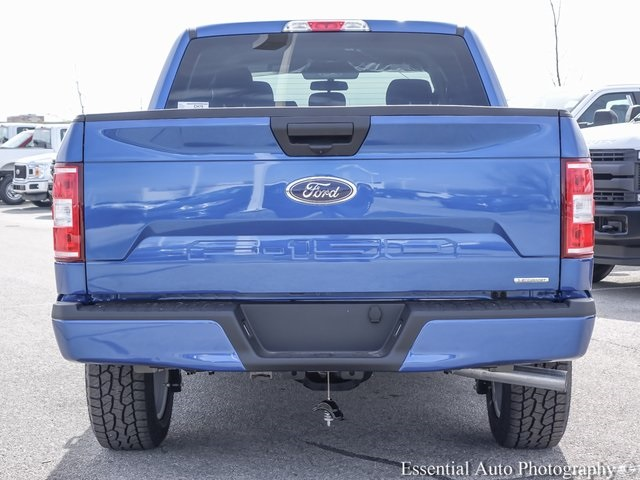 2018 F-150 SuperCrew Cab 4x4, Pickup #F56842 - photo 5