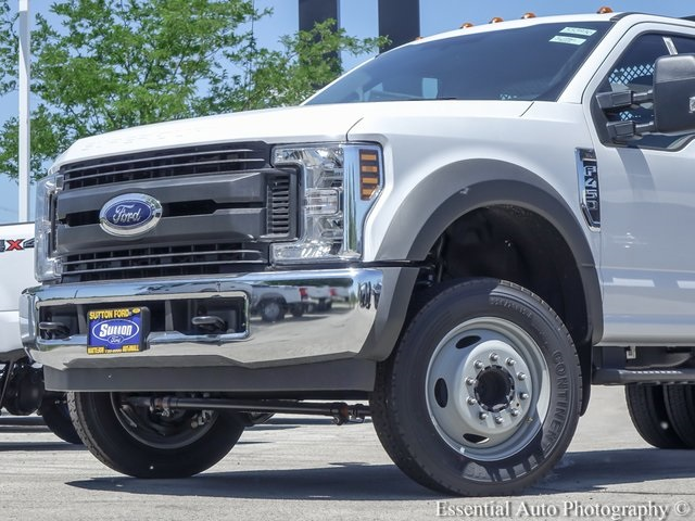 2018 F-450 Regular Cab DRW,  Auto Truck Group Stake Bed #F56920 - photo 3